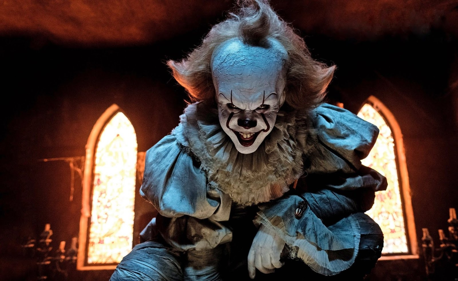 Andrés Muschietti is interested in making another Pennywise movie
