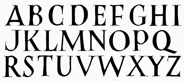 Margaret Shepherd: Calligraphy Blog: 263 Simplified