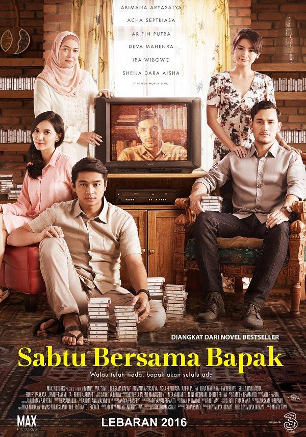 Nonton Sabtu Bersama Bapak (2016) Film...   Ayo Nonton Online