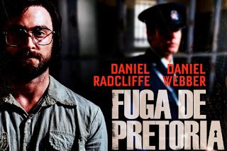 Spanish poster for Escape from Pretoria