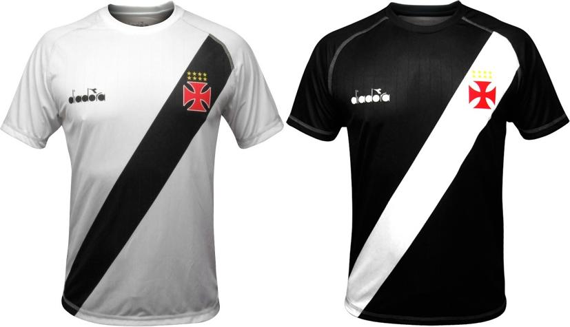 084f281740 Diadora lança as novas camisas do Vasco da Gama - Show de Camisas