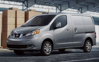 The New Nissan NV200 - Reviewed