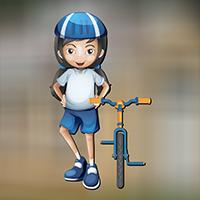 Avm Cycling Girl Escape