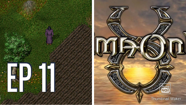 Let's Play Ultima Online (MobileUO) [EP 11] 🎮 HACHET FOUND 👏