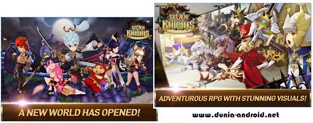 Download Seven Knights Apk v1.030 Latest Update