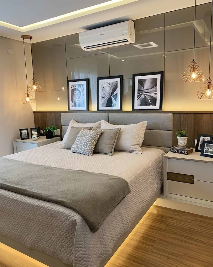 How to  bedroom design a successful and calming