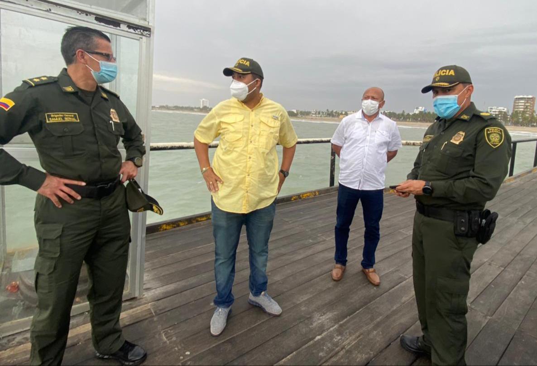 https://www.notasrosas.com/Alcaldía de Riohacha y Policía Guajira, se articulan para trabajar por la seguridad