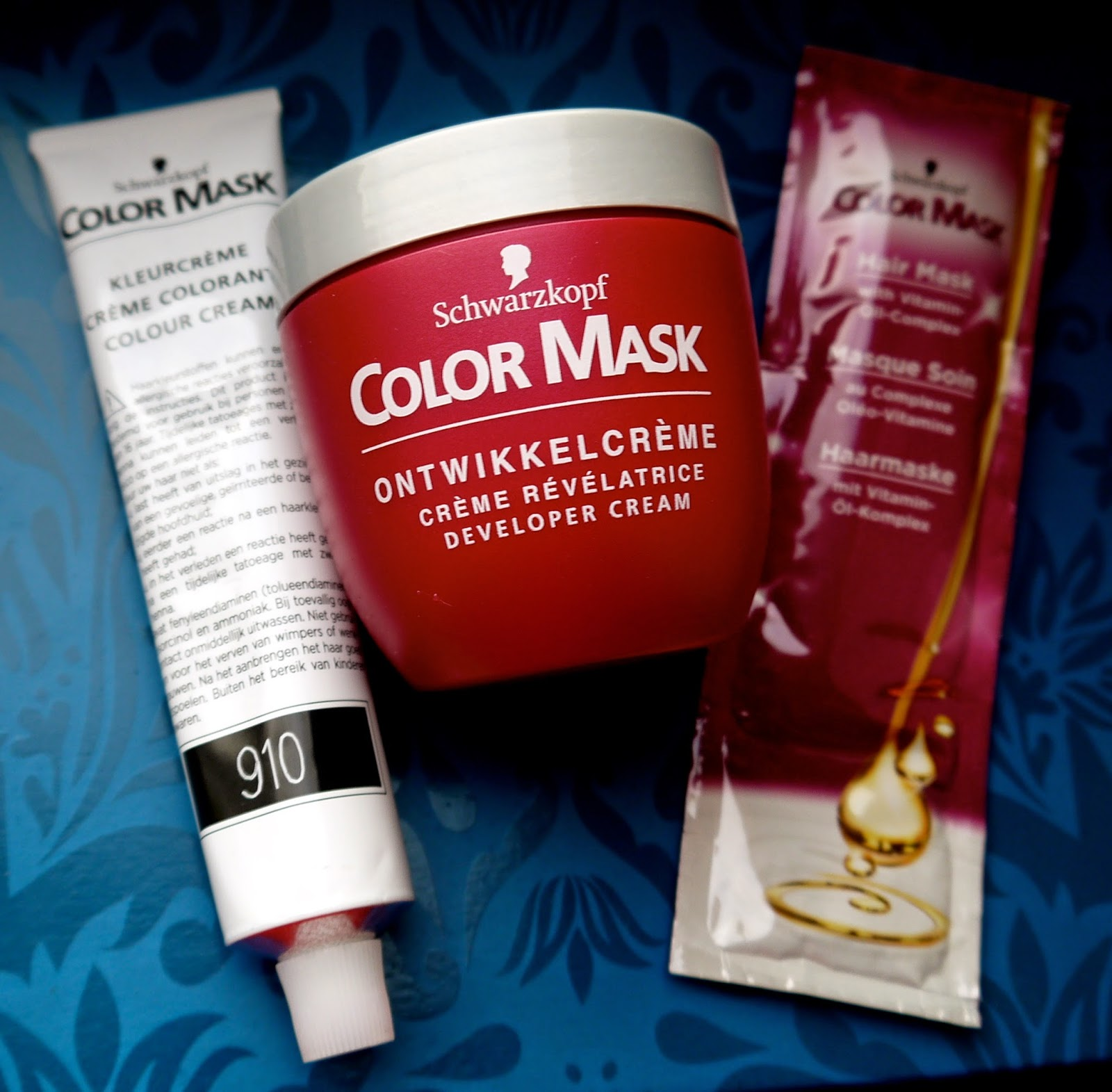 Schwarzkopf Colour Mask '910 Pearl Blonde' Review