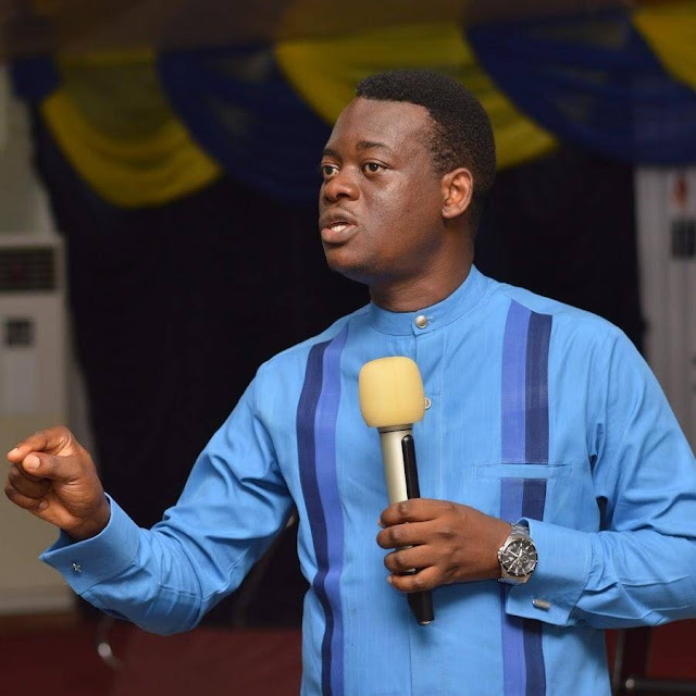 Apostle Arome Osayi Biography