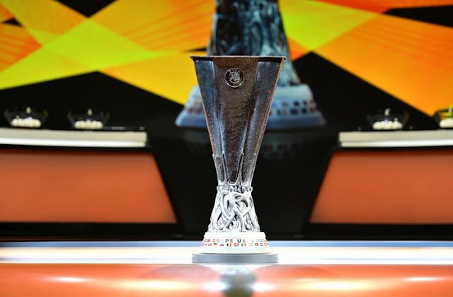 2019/20 Europa League Group Draw Results
