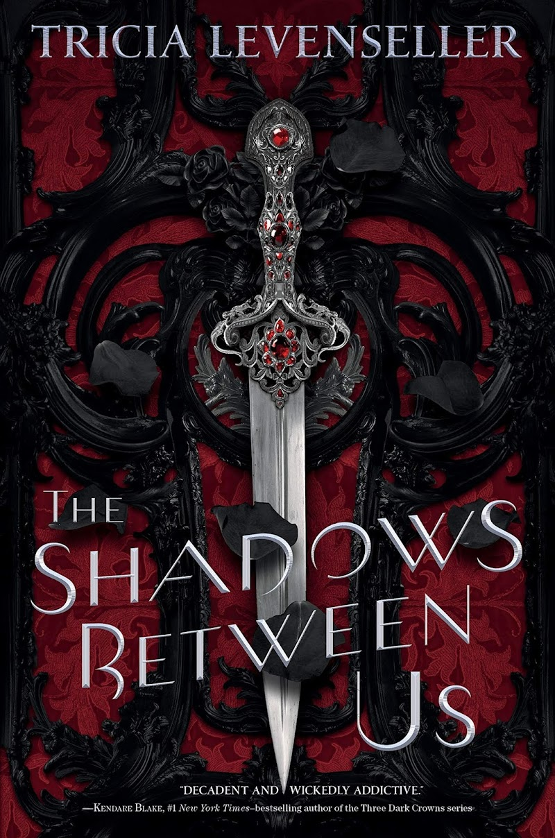 Review:  The Shadows Between Us by Tricia Levenseller