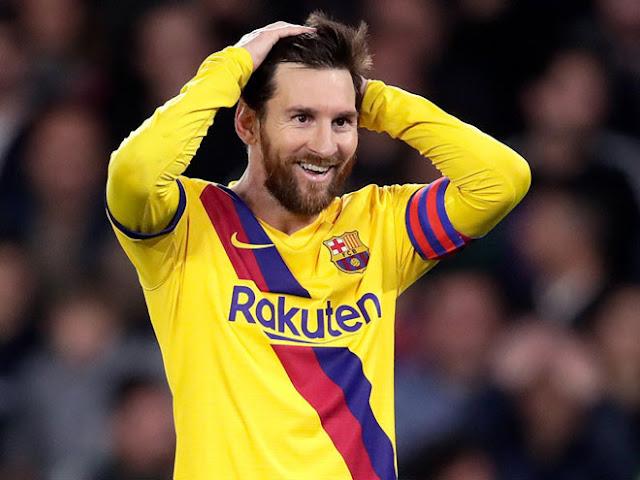 """Messi lại sắm vai """"cứu tinh"""" cho Barca: Hat-trick kiến tạo, điểm 10 hoàn hảo 2"""
