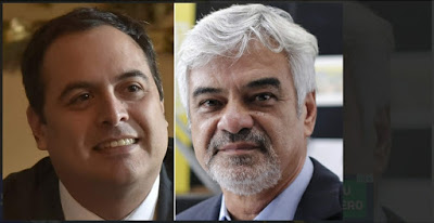 Após aceno de Lula, Paulo Câmara recebe Humberto Costa