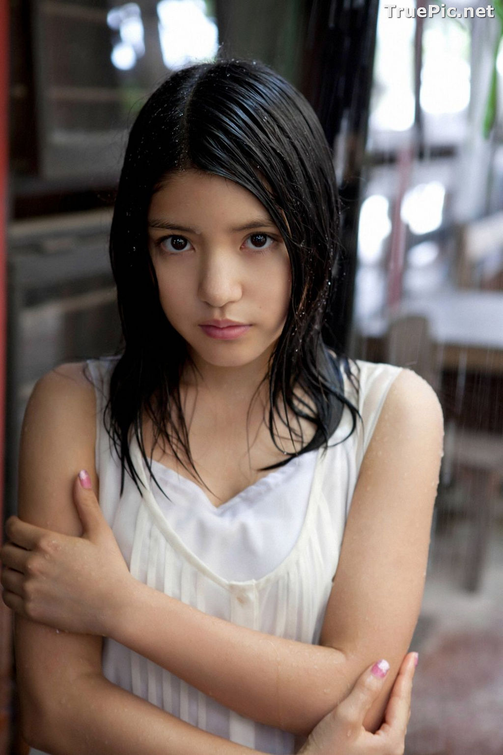 Image [YS Web] Vol.506 - Japanese Actress and Singer - Umika Kawashima - TruePic.net - Picture-12