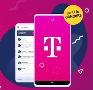 castigatori concurs MyAccount Telekom.ro Mastercard de Craciun