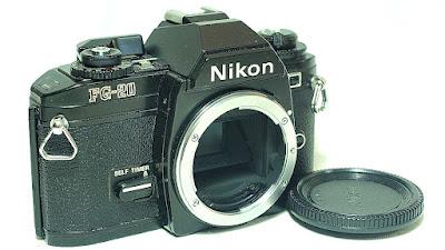 Nikon FG-20 (Black) Body #930