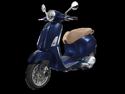 Spesifikasi Vespa Primavera 150 I-Get ABS
