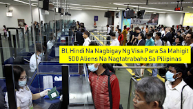 """The Immigration Bureau has carried out its biggest alien visa cancellation for foreign workers.    Many of them have been found working in the country with fraudulent visas following the agency's intensified crackdown illegal aliens in the Philippines.          Ads    According to Immigration Chief Jaime Morente, six companies were placed under post-auditing of visas and found that some of their foreign workers submitted fake Alien Employment Permits (AEP). AEP is an important requirement for foreign workers.  """"I have directed the intelligence division to conduct a case build-up against said companies after receiving information that they have petitioned foreign nationals by submitting fake documents,"""" said Morente.  However, Morente did not mention the name of the companies. He said the companies were from Manila, Paranaque, and Caloocan, and were involved in consultancy, residential sales, tutorial, and information technology.    Ads          Sponsored Links    Among the aliens whose visa were canceled are 259 Indians, 230 Chinese, 14 Koreans, 11 Japanese, 5 Taiwanese, 3 Vietnamese, and a German, Burmese, Nigerian, Nepalese, Sudanese, and a Yemeni.    """"The BI, through the Intelligence Division, is revitalizing its campaign of eradicating illegal foreign workers in the country,"""" Morente added.    These 528 foreigners will be blacklisted and deported immediately."""