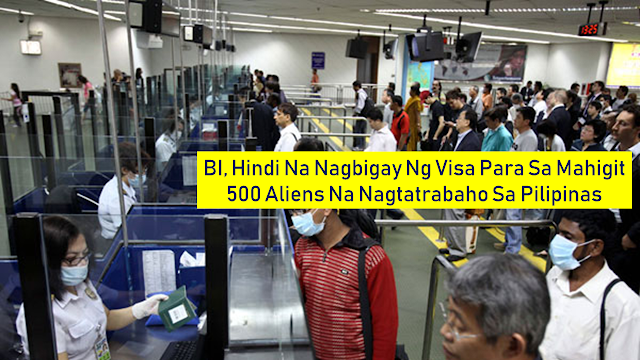 "The Immigration Bureau has carried out its biggest alien visa cancellation for foreign workers.    Many of them have been found working in the country with fraudulent visas following the agency's intensified crackdown illegal aliens in the Philippines.          Ads    According to Immigration Chief Jaime Morente, six companies were placed under post-auditing of visas and found that some of their foreign workers submitted fake Alien Employment Permits (AEP). AEP is an important requirement for foreign workers.  ""I have directed the intelligence division to conduct a case build-up against said companies after receiving information that they have petitioned foreign nationals by submitting fake documents,"" said Morente.  However, Morente did not mention the name of the companies. He said the companies were from Manila, Paranaque, and Caloocan, and were involved in consultancy, residential sales, tutorial, and information technology.    Ads          Sponsored Links    Among the aliens whose visa were canceled are 259 Indians, 230 Chinese, 14 Koreans, 11 Japanese, 5 Taiwanese, 3 Vietnamese, and a German, Burmese, Nigerian, Nepalese, Sudanese, and a Yemeni.    ""The BI, through the Intelligence Division, is revitalizing its campaign of eradicating illegal foreign workers in the country,"" Morente added.    These 528 foreigners will be blacklisted and deported immediately."