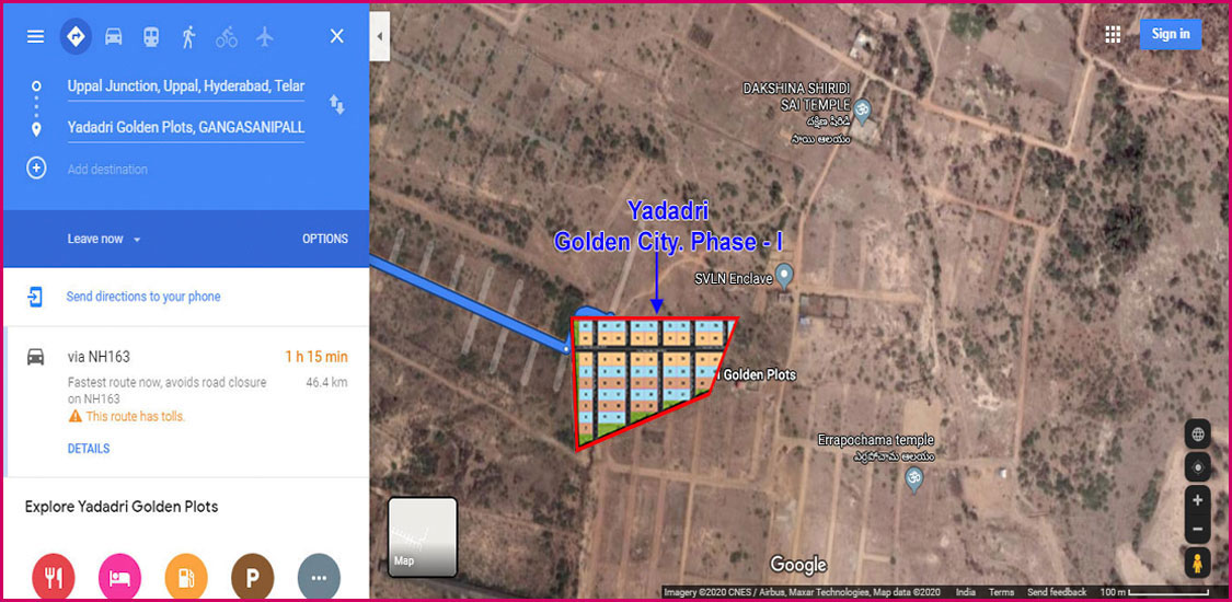 Venture Yadadri Golden City Phase - I