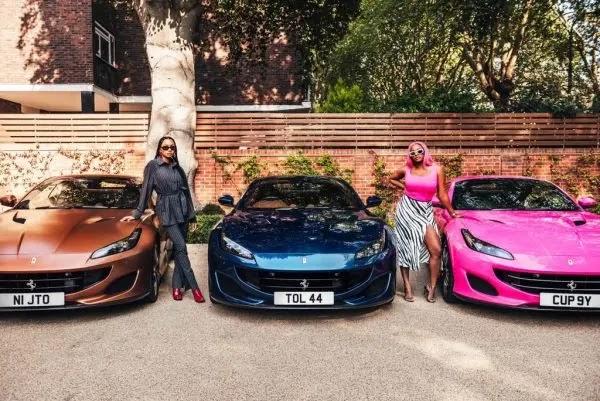 Femi Otedola: Nigerian billionaire gifts his daughters 3 Ferarris