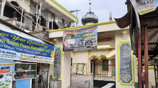 Ternyata Ini Alasan Pengurus Masjid di Bekasi Larang Salat Menggunakan Masker