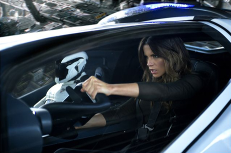 Kate Beckinsale en el remake de Desafío Total