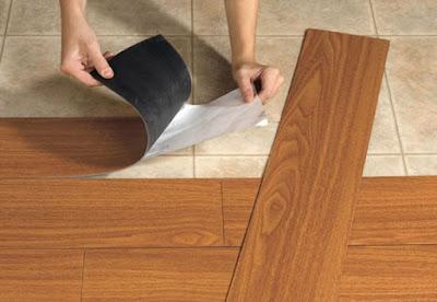 ¿Cómo instalar un piso de linóleo?