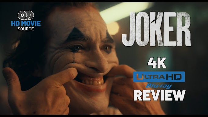 Joker 4K (2019) Ultra HD Blu-ray Review: The Basics