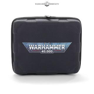maletín transporte warhammer 40000