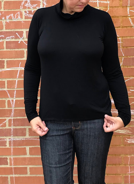 Can you replace a full bust adjustment with a narrow shoulder adjustment?