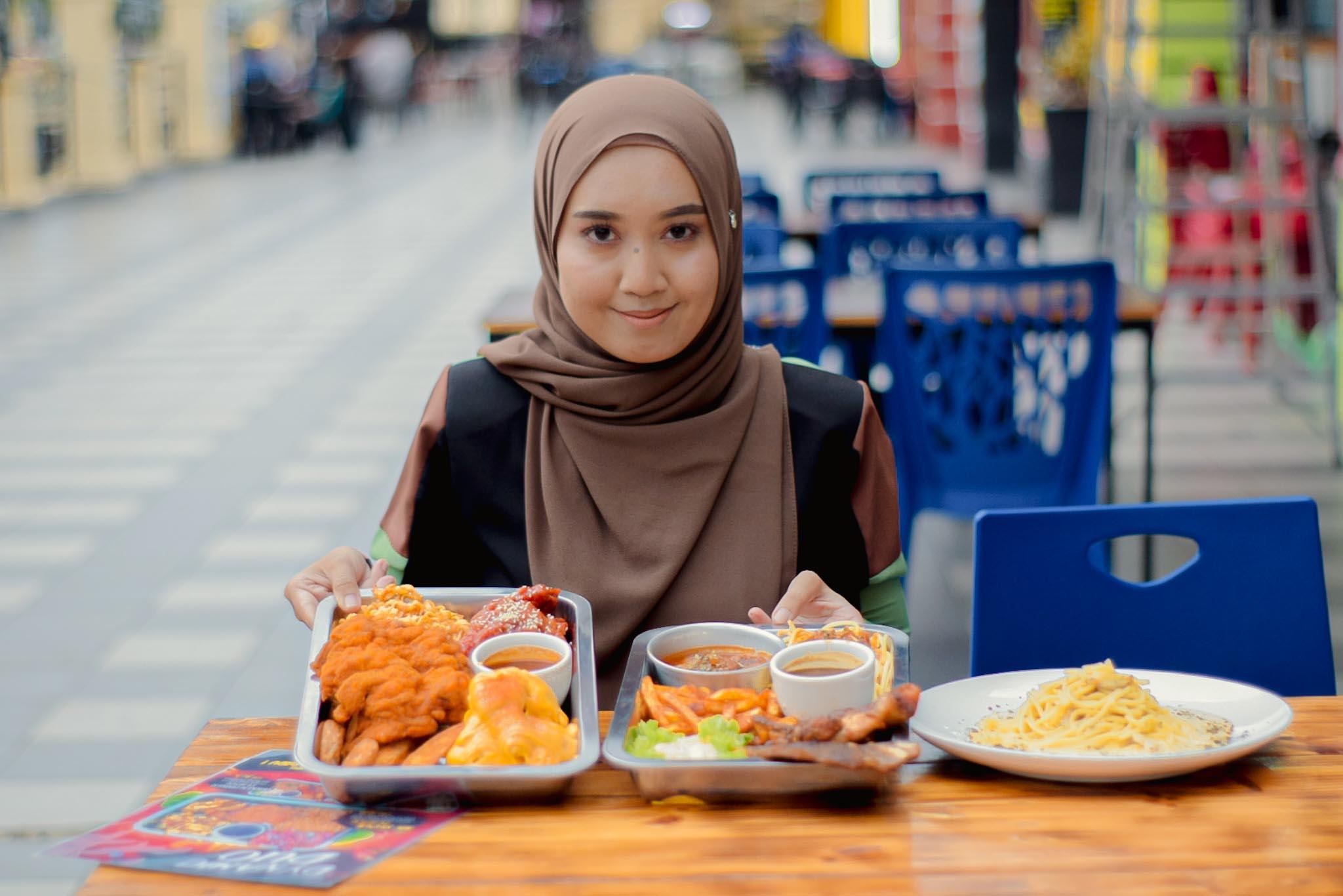 Tempat Makan Western Food Di Restoran DMukmin Temerloh Pahang