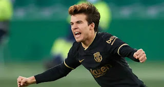 Riqui Puig opens up on debut Barca Goal: 'It's been a difficult year for me'
