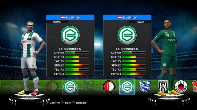 FC Groningen 16/17