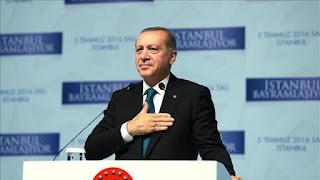 Gagal Paham Tentang Politik Erdogan
