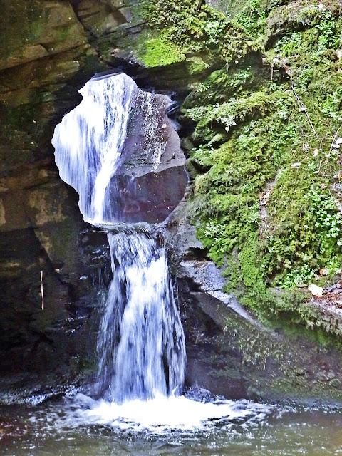 St.Nectan's Waterfall, Cornwall