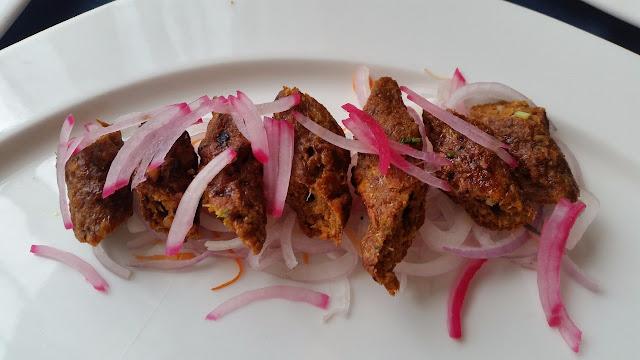 Gosht Seekh Kabab