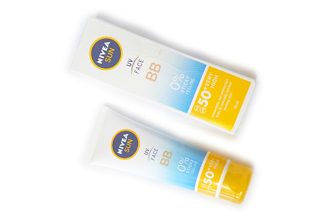 Nivea Sun UV Face BB Cream
