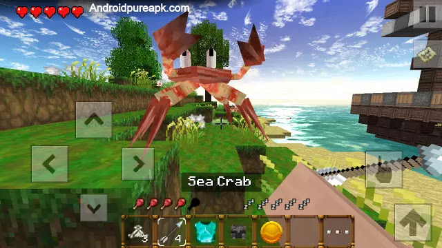 Medieval Craft 3 Apk