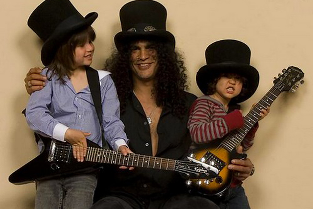 Music N' More: 15 Awesome Dads of Rock