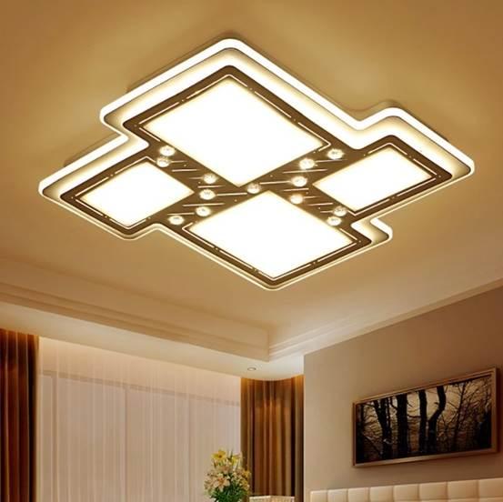 Lampu LED Hias Ruang Tamu Minimalis