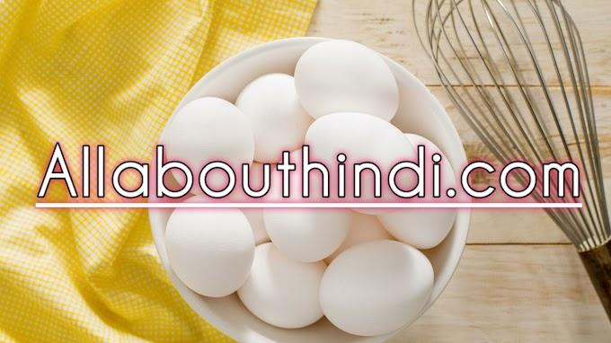 एक दिन में कितने अंडे खाएं ? ओर अंडे के किस हिस्से को खाना ज्यादा लाभदायक होगा ।
