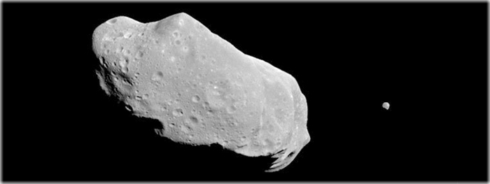 asteroide apophis pode colidir com a Terra?
