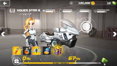 Download Game Rush Star Bike Adventure Mod Apk