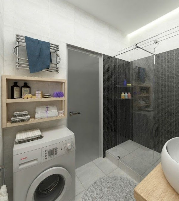 5 Foot By 10 Foot Bathroom Design