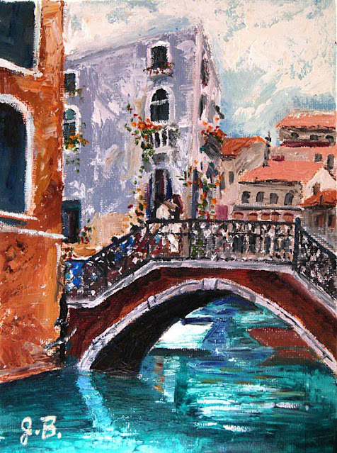 Italy oil painting by Jen Beaudet Art, J Beaudet Studios, Jennifer Beaudet, Jennifer Beaudet Zondervan, California artist