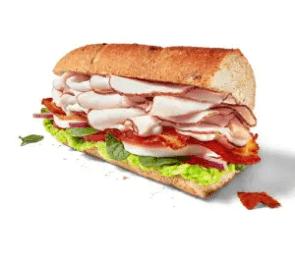 Subway Eat Fresh Refresh Unveiling, free Turkey Cali Fresh Sub