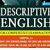 Descriptive English Writing Book PDF Download For All Competitive Exam