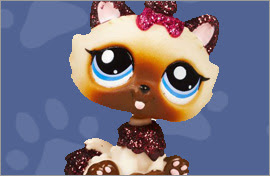 LPS Himalayan Cat Figures