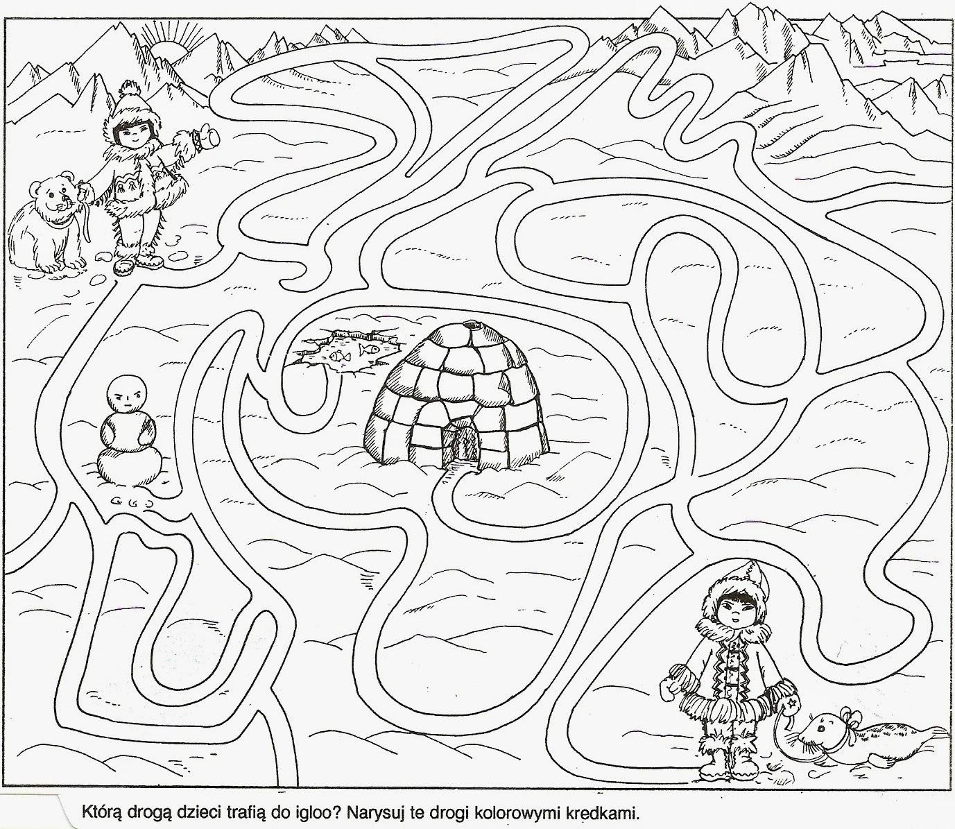 Boberkowy World : Wszystkie dzieci nasze są! - Eskimosi ...